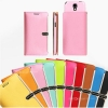 Unique Pastel Color Practical Design & New Features Slim Wallet Flip Cover