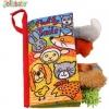 หนังสือผ้ามีหาง Fluffy Tails by Jollybaby