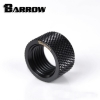Female to Female 10mm สีดำ Barrow
