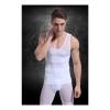 เสื้อกล้ามกระชับสัดส่วนผู้ชาย ลดพุง วิธีลดหน้าท้อง รุ่น Double Layer
