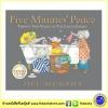 Special Edition : The Large Family - Five Minutes Peace by Jill Murphy : Height chart inside นิทานภาพของจิล เมอร์ฟี่ ซีรีย์ครอบครัวตัวใหญ่