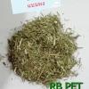 หญ้าทิมโมธี แบบผง สำหรับโรยผสมผักสำหรับเต่าบก ขนาด 1 กิโลกรัม