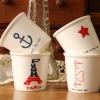 แก้วกาแฟเซรามิค ชุด 4ใบ <พร้อมส่ง>