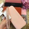 กระเป๋า CHARLESKEITH LONG ZIP WALLET สีชมพู ราคา 1,090 บาท Free Ems