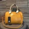 กระเป๋า KEEP sheep leather Pillow bag Classic Gold Yellow ราคา 1,490 บาท Free Ems