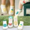 SK087••ถุงเท้าเด็ก•• ผลไม้ มี 2 ลาย (ข้อสั้น-เลยตาตุ่ม)