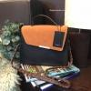 กระเป๋า ZARA Twotone City Bag 2017 ราคา 1,390 บาท Free EMS