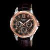 นาฬิกาข้อมือ CASIO SHEEN MULTI-HAND รุ่น SHE-3029GL-5A