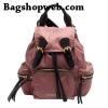 Burberry Nylon Unisex Backpack 2017