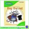 Read Write Inc. Phonics : 2A Rag the rat , Oxford Reading by Ruth Miskin หนังสือโฟนิกส์ สอนการออกเสียง ออกซ์ฟอร์ด