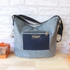 กระเป๋าสะพาย KIPLING K16662-19 สีฟ้า ของแท้ จากโรงงาน โดดเด่นด้วยดีไซน์ ใช้งานง่าย สะพายเข้าได้ทุกสไตล์