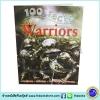 Miles Kelly : Warriors - 100 Facts หนังสือรวมความจริงเกี่ยวกับ นักสู้ อัศวิน