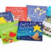 Nursery Songs and Rhymes 10 Books Collection : Make Believe Ideas by Tom Kate หนังสือเพลงเด็ก ของ ทอม เคท