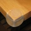[แพค 4 ชิ้น] ยางกันกระแทกมุม PVC พร้อมเทปกาวสองหน้า