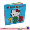 Ladybird Board Book : Hello Kitty 1 2 3 บอร์ดบุ๊คเลดี้เบิร์ด เฮลโล คิตตี้ 1 2 3