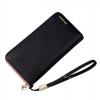 กระเป๋าสตางค์ใบยาว KQeenstar L สีดำ