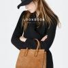 กระเป๋า ZARA HOME LEATHER HAND BAG 1,490 ส่งฟรี ems sale