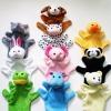 ตุ๊กตามือ หุ่นมือรูปสัตว์ Set ประหยัด 10 ตัว