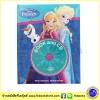 Disney Singalong Collection : Frozen : Book and CD หนังสือนิทาน โฟรเซน เอลซ่า อันนา พร้อมซีดีประกอบ