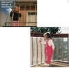 ตาข่ายกันเด็กตกระเบียง Children 's Balcony Safety Net ขนาดยาว 3 เมตร