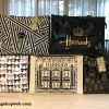 Harrods Large Shoulder Bag