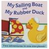 My Sailing Boat And My Rubber Duck นิทานภาพ เรือใบน้อยกะลูกเป็ดยาง