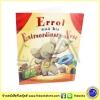 Errol and His Extraordinary Nose เอิร์โรลและจมูกพิเศษ หนังสือภาพปกอ่อนเล่มโต นิทานภาษาอังกฤษ
