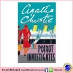 Agatha Christie : Poirot Investigates นิยายแนวสืบสวนสอบสวน ของอากาธา คริสตี้ Poirot