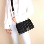 KEEP shoulder Luxury Quited bag *สินค้าแท้จากShop