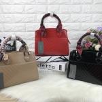 PEDRO Structured Top Hand Bag มี 3 สีให้เลือก