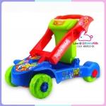 รถขาไถ + ผลักเดิน 2 in 1 (Multi Function Walker)