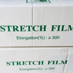 ฟีล์มยืด Stretch film ลังละ 6ม้วน