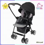 GW-LeoII-GY GLOWY Stroller รุ่น Leo รถเข็นเด็ก