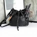David Jones Bucket Leather New 2018 free พวงกุญแจน้องกระต่าย , free ถุงผ้าแบรนด์