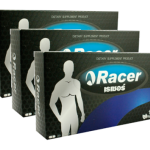 Racer - เรเซอร์ ขนาด 30 Capsul * 3 กล่อง
