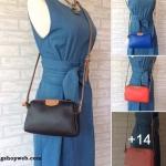 กระเป๋า JACOB รุ่นมินิทรงหมอน สายหนังแท้ *สินค้า Sale จาก Shop*
