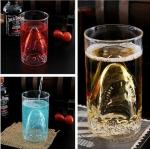แก้วน้ำ 3D (Shark Glass) <พร้อมส่ง>