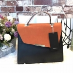 ZARA CONTRAST BAG *สินค้า outlet