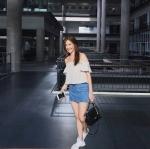 AMORY ELINE Leather Handbag 2018 สินค้าแท้จากShop