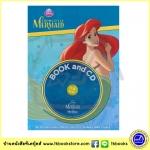 Disney Singalong Collection : The Little Mermaid Book and CD หนังสือนิทาน นางเงือกน้อย พร้อมซีดีประกอบร้องเพลง