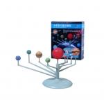 ชุดโมเดลจำลองระบบสุริยะจักรวาล DIY