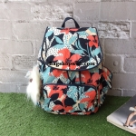 Kipling City Pack S Go Twist ลาย Stripe Quilt K1801454Z