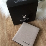 Box Set ชุดของขวัญ PLAYBOY Saffiano Leather Wallet Limited Edition