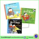 Ladybird Picture Books : Worried Arthur : The Birthday Party นิทานเลดี้เบิร์ด อาร์เธอร์ เพนกวินจอมกังวล สำเนา