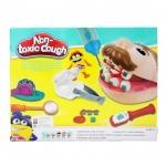ชุดแป้งโดว์หมอฟัน Non-Toxic Dough แป้งโดว์ 5 กระปุกพร้อมอุปกรณ์ครบชุด