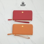 KEEP • Alure zipper Wallet New With Box