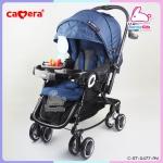 รถเข็นเด็ก ROCKER Camera Stroller ปรับโยกได้ พร้อมหลังคาเคลือบกันน้ำ และ UV