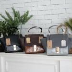 David Jones Handbag & Cross body New Color 2018 free ถุงผ้า มี 3 สีให้เลือกค่ะ
