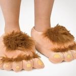 รองเท้าสลิปเปอร์ฮอฟบิท Furry Adventure Slippers <Pre-order 15-30วัน>