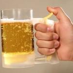 แก้วทำฟองเบียร์ Sparkling Beer Mug